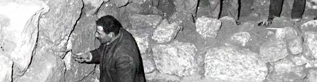 Weiter zur Geschichte der Ausgrabung
